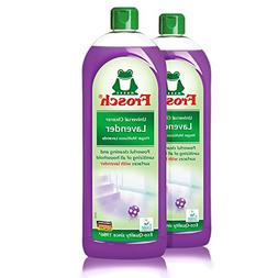 Frosch Natural Lavender Universal All Purpose Cleaner Concen