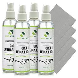 Lens Cleaner Kit – Green Oak Premium Lens Cleaner Spray fo