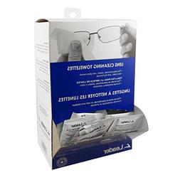 Leader Lens Cleaning Towelette Dispenser, 100/Box
