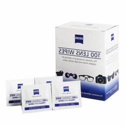 ZEISS Lens Cleaning Wipes Eye Glasses Computer Optical Lense