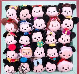 Limited Edition Disney TSUM TSUM Mini Soft Plush Toys Screen