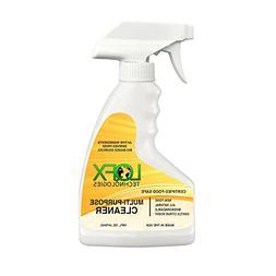 LQFX Multi Purpose Cleaner 16oz Certified Non-Toxic, Food Sa