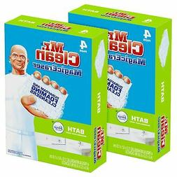 Mr. Clean Magic Eraser Bath, Cleaning Pads with Durafoam, Me
