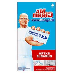 Mr. Clean Magic Eraser Extra Durable, Cleaning Pads with Dur