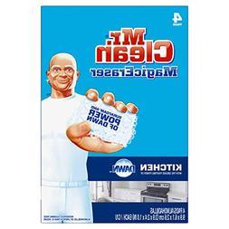 Mr. Clean Magic Eraser Kitchen, Cleaning Pads with Durafoam,