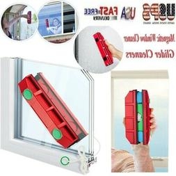 Magnetic Window Cleaner Double Side Glass Wiper -The Glider
