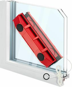 Magnetic Window Cleaner Double Side Glass Wiper - The Origin