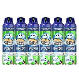 Scrubbing Bubbles 20 Ounce Mega Shower Foamer Aerosol, 6 Cou