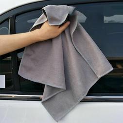 Microfiber Waffle Car Towel Glass Cleaner Rag Wax Polishing