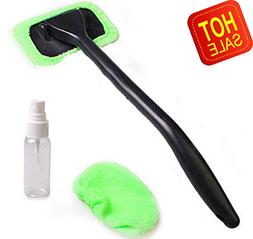 Microfiber Windshield Clean Car Auto Wiper Removing Dirt 360