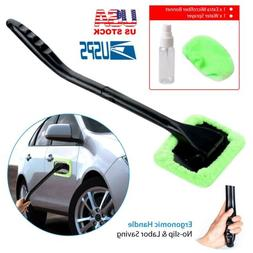 1 Microfiber Windshield Clean Car Auto Wiper Cleaner Glass W
