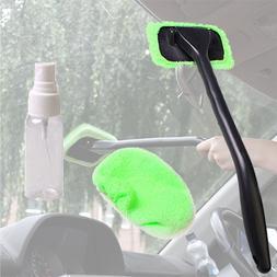 Microfiber Windshield Clean Car Auto Wiper Cleaner Glass Win