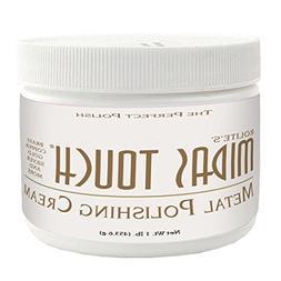 Midas Touch Metal Polishing Cream – 1lb, Cleaner & Polishi