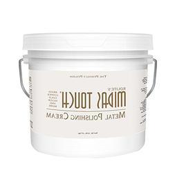 Midas Touch Metal Polishing Cream – 10lb, Cleaner & Polish