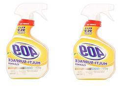 Formula 409 Multi-Surface Cleaner, Spray Bottle, Lemon, 32 O