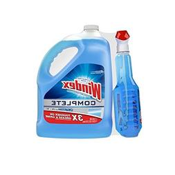 Windex Multisuface and Glass Cleaner Streak-free Shine 1 Gal
