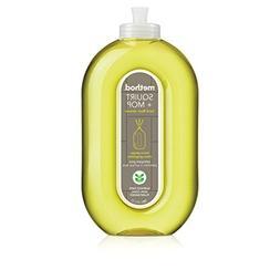 Method Squirt + Mop Hard Floor Cleaner, Lemon Ginger, 25 Oun