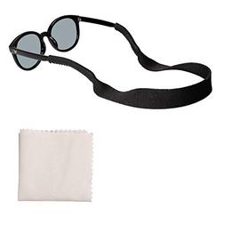 TAGVO Neoprene Sunglasses Holder Strap 3 Pack with Glasses C