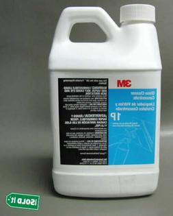 NEW 3M GLASS CLEANER CONCENTRATE 1P APPLE 1.9 LITERS BOTTLE