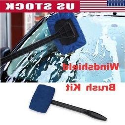NEW MicroFiber Windshield Clean Shine Car Auto Wiper Cleaner