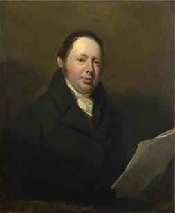 Oil Painting 'John Jackson William Seguier ' Printing On Per