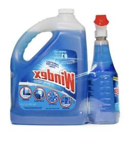 original glass cleaner 128 oz refill 32