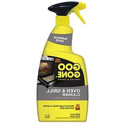 Goo Gone Oven and Grill Cleaner - 28 Ounce - Removes Tough B