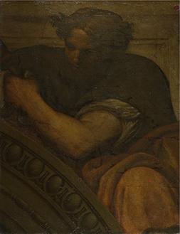The Polyster Canvas Of Oil Painting 'Italian Venetian An Apo