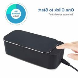 portable ultrasonic cleaner for jewelry glasses watches