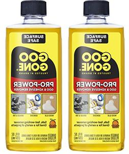 Goo Gone Pro-Power Adhesive Remover - 8 Ounce  - Use On Sili