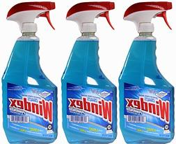 Windex Powerized Glass Cleaner with Ammonia-d, 32 Oz. Trigge