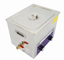 MXBAOHENG PS-50 Heating-Type Ultrasonic Cleaner Jewelry Ink