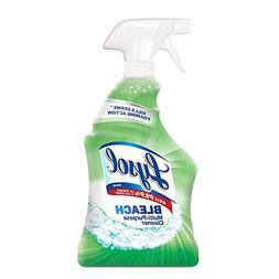 Lysol All Purpose Cleaner Spray, White & Shine w. Bleach, 32