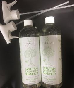 Puracy Natural All Purpose Cleaner, Streak-Free Household Mu
