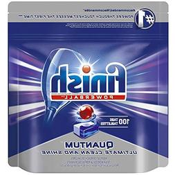 Finish Quantum Max Fresh, Automatic Dishwasher Detergent Tab
