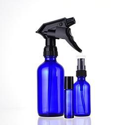 Reusable Empty Glass , Spray Plus Bottles Roll-on Bottles 3