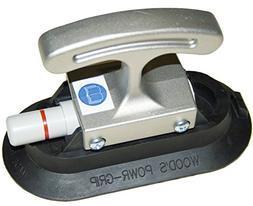 """3"""" x 6"""" Wood's Powr-Grip RF36HG Vacuum Suction Cup w/ Alumin"""