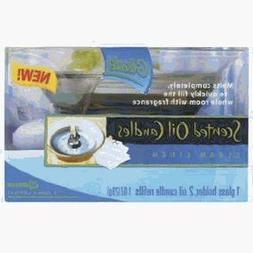 sc glade scent oil candle
