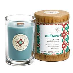 Root Candles Seeking Balance Aromatherapy Spa Candle, Awaken