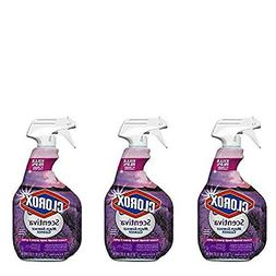 Clorox Scentiva Multi Surface Cleaner, Spray Bottle, Tuscan