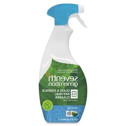 Seventh Generation Surface And Glass Cleaner