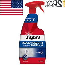 Magic American Glass Cleaner Magic Shower Door Cleaner-28 Ou