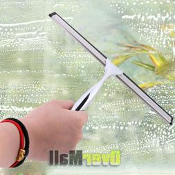 Silicone Window Glass Wiper Cleaner Squeegee Shower Bathroom