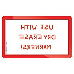 StoreSMART - Smart Magnetic Cards - Red 25-pack - SMC3X5-R-2
