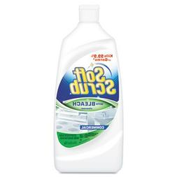 Soft Scrub Disinfectant Cleanser, 36 oz. Bottle, 6/Carton