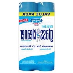 Sprayway Glass Cleaner TWIN PACK