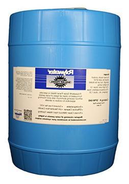 spw-640 polywater solar panel wash, 5 gal pail