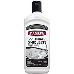 stainless steel sink cleaner polish