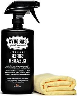 CarGuys Super Cleaner - Effective All Purpose Cleaner - Best