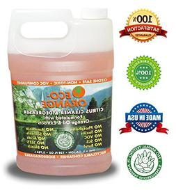 Eco Orange 1 Gallon Super Concentrate. Strongest All-Natural